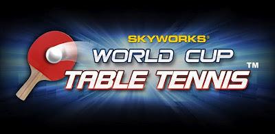 دانلود بازی تنیس روی میز World Cup Table Tennis v1.82 full – آندروید