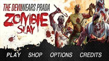 بازی ترسناک و فوق العاده Zombie Slay v1.0 برای گوشی های آندروید