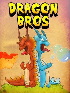 بازی موبایل سرگرم کننده Dragon Bros به صورت جاوا