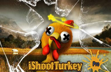 دانلود بازی سرگرم کننده شکار بوقلمون iShootTurkey Pro – آیفون و آیپاد تاچ