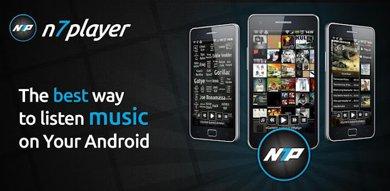 موزیک پلیر قدرتمند n7player Music Player v1.0.6d – آندروید