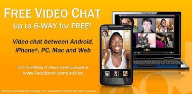 نرم افزار تماس ویدیویی با ooVoo Video Calls v1.2.2 – آندروید