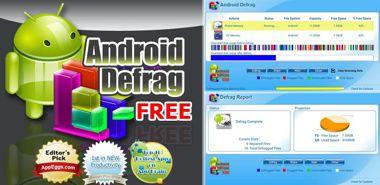 نرم افزار یکپارچه ساز حافظه دستگاه Android Defrag Pro v1.4 – اندروید