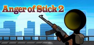 دانلود بازی جنگی و فوق العاده زیبا Anger of Stick 2 1.0.7 – اندروید