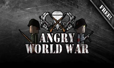 دانلود بازی جنگ جهانی عصبانی  Angry World War 2 – اندروید