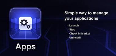 مدیریت نرم افزار نصب شده با Apps – Application Manager v1.3.0 – اندروید