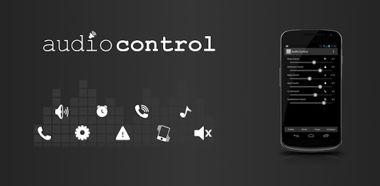 نرم افزار کنترل کامل صدای گوشی با Audio Control v1.7.9.3 – اندروید