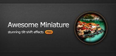 نرم افزار تبدیل عکس ها به مینیاتور با Awesome Miniature Pro v3.2 – اندروید