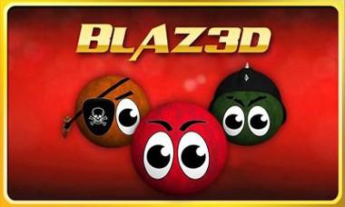 دانلود بازی مسابقه ای سرگرم کننده BLAZ 3D – اندروید