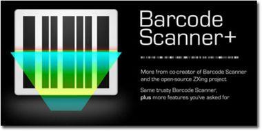 نرم افزار بارکد خوان Barcode Scanner+ (Plus) v1.7.1 – اندروید