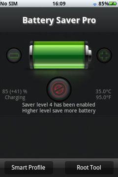 دانلود نرم افزار کاهش مصرف باتری با Battery Saver Pro v1.6.7 – اندروید