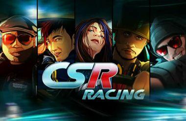 بازی مسابقات اتومبیل رانی CSR Racing – آیفون ، آیپاد تاچ ، آیپد