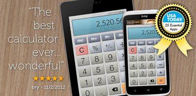 نرم افزار ماشین حساب کابردی Calculator Plus Free 3.6 – اندروید