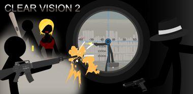 دانلود بازی فوق العاده زیبا تک تیر انداز Clear Vision 2 – اندروید