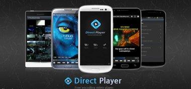 نرم افزار قدرتمند پخش ویدیو Direct Player 1.0.2.1 – اندروید
