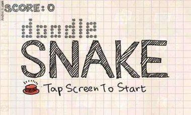 دانلود بازی رایگان سرگرم کننده Doodle Snake v1.0.2 – اندروید