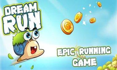 دانلود بازی سرگرم کننده و جالب Dream Run – اندروید
