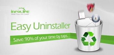 نرم افزار حذف برنامه های نصب شده با Easy Uninstaller Pro 2.0.4 – اندروید