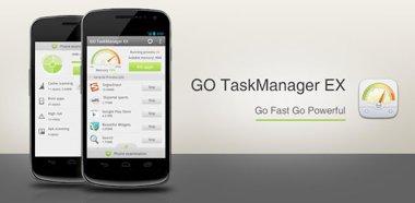 نرم افزار مدیریت کامل گوشی با GO TaskManager EX v1.7 – اندروید