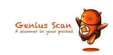 دانلود نرم افزار اسکن اسناد با Genius Scan v1.0.5 – اندروید