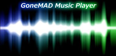 برنامه موزیک پلیر قدرتمند GoneMAD Music Player Full v1.2.3 – اندروید