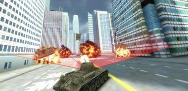 دانلود بازی جنگی Gta Tank VS New York v1.2 – اندروید