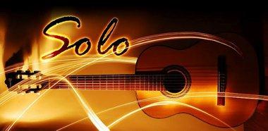 نرم افزار نواختن گیتار با Guitar : Solo Full v1.54 – اندروید
