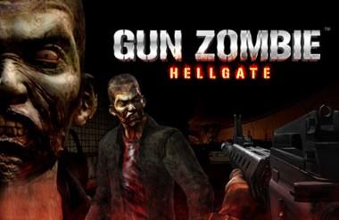 دانلود بازی زیبا و ترسناک زامبی Gun Zombie : Hell Gate – آیفون ، ایپاد تاچ