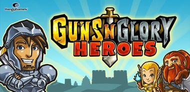 بازی زیبا افتخار قهرمانان Guns'n'Glory Heroes Premium – اندروید
