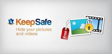 نرم افزار پنهان کردن تصاویر Hide pictures – KeepSafe Vault v3.1.6 – اندروید