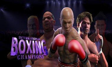 دانلود بازی مسابقات جهانی بوکس  International Boxing Champions – اندروید