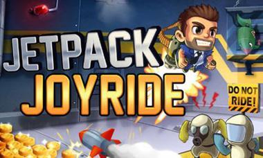 دانلود بازی سرگرم کننده و جالب Jetpack Joyride – اندروید