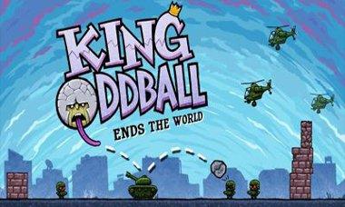 دانلود بازی زیبا پادشاه عجیب و غریب King Oddball – اندروید