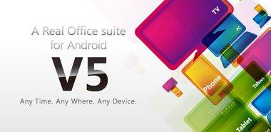 ساخت و ویرایش پرونده های آفیس با Kingsoft Office v5.2.1 – اندروید