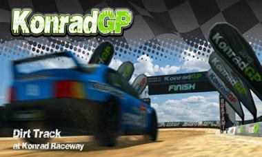 دانلود بازی جالب و زیبا خودرو های مسابقه ای KonradGP – اندروید