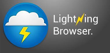 نرم افزار مرورگر قدرتمند صفحات وب Lightning Browser v2.0.13 – اندروید