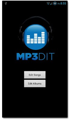ویرایش آهنگ ها با نرم افزار MP3dit Pro v1.0.6 – اندروید
