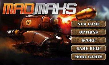 دانلود بازی جنگی سه بعدی Mad Maks 3D – اندروید