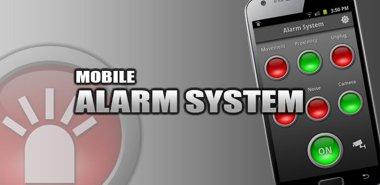 نرم افزار دزدگیر هوشمند موبایل Mobile Alarm System v1.2.1 – اندروید