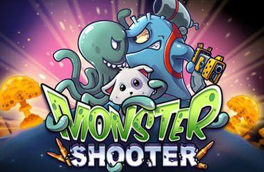 دانلود بازی سرگرم کننده هیولا تیر انداز Monster Shooter – آیفون ، آیپاد تاچ