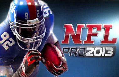دانلود بازی فوتبال آمریکایی NFL Pro 2013 مخصوص آیفون ، آیپاد تاچ و آیپد