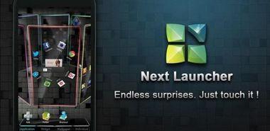 دانلود لانچر زیبا و متقاوت Next Launcher v1.12 – اندروید