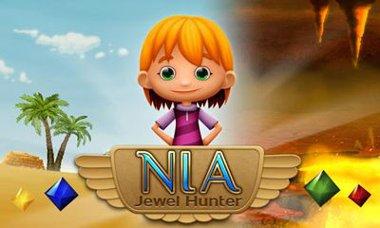 دانلود بازی نیا دختر شکارچی الماس Nia: Jewel Hunter – اندروید