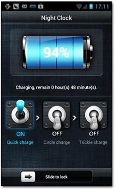 نرم افزار کاربردی کاهش مصرف باتری با Night Clock Pro v1.5 – اندروید