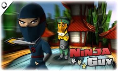 دانلود بازی جنگی و هیجان انگیز Ninja Guy – اندروید