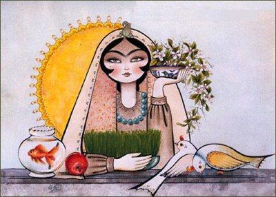 مجموعه اس ام اس های تبریک عید نوروز ۱۳۹۲ – سری دوم