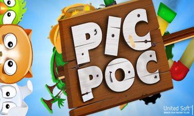 دانلود بازی فوق العاده زیبا و سرگرم کننده PicPoc مخصوص اندروید