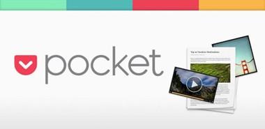 نرم افزار ذخیره سازی صفحات وب Pocket v4.3.2 – اندروید
