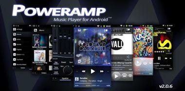 دانلود نرم افزار موزیک پلیر PowerAMP FULL v2.0.7 – اندروید