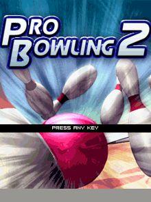 دانلود بازی زیبا بولینگ Pro Bowling 2 با فرمت جاوا